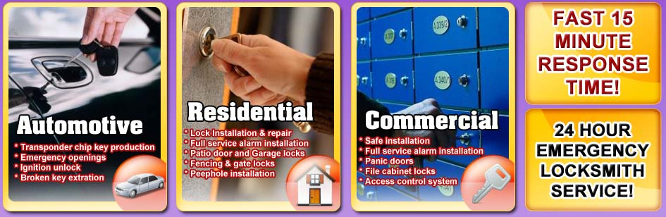 Cincinnati locksmith